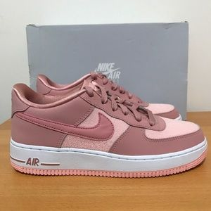 Nike Air Force 1 LV8 Rust Pink Women's Size 8.5